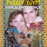 Geek Out on the Egyptian Routine with Yasmin Henkesh