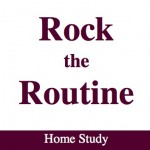 Rock the Routine home-study course