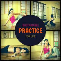Sustainable practice for life